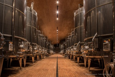 "The wine vats. Nikon D810, 24 mm (24-120.0 mm ƒ/4) 1/200"" ƒ/8 ISO 200"
