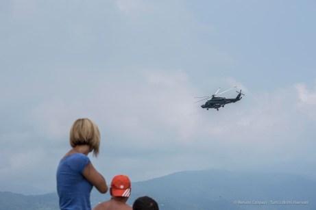 Air show. Manerba, Lake Garda 2016. Nikon D750, 140 mm (80-400.0 mm ƒ/4.5-5.6) 1/1600 ƒ/14 ISO 1000