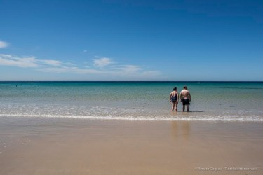 "The Atlantic Ocean is up-front. Nikon D810, 24 mm (24,0 mm ƒ/1.4) 1/250"" ƒ/8 ISO 64"
