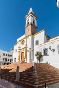 "Ayamonte, Iglesia de las Angustias. Nikon D810 24 mm (24-120 mm ƒ/4) 1/800"" ƒ/4 ISO 64"