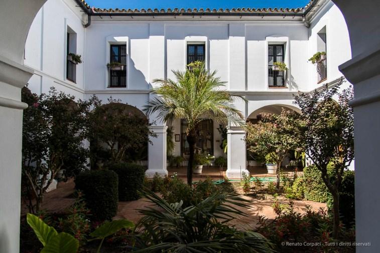 """Palos de la Frontera, Monastey of Santa Maria de la Ràbida. Nikon D810 24 mm (24-120 mm ƒ/4) 1/320"""" ƒ/5 ISO 64"""