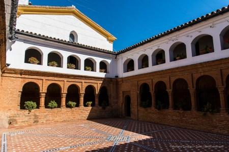 """Palos de la Frontera, Monastey of Santa Maria de la Ràbida. Nikon D810 24 mm (24-120 mm ƒ/4) 1/200"""" ƒ/8 ISO 64"""