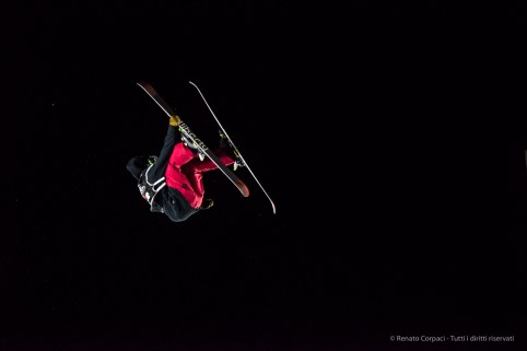 """Big Air"", International Freestyle Championship. Milano, November 2016. Nikon D810, 240mm (80-400mm ƒ/4.5-5.6) 1/1250 ƒ/6.3 ISO 6400"