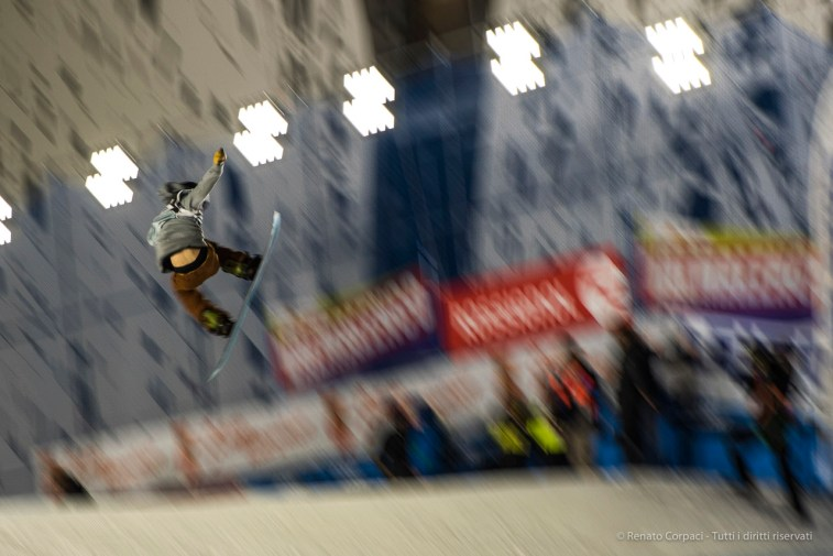 "Ski and Snowboard Freestyle World Cup. Ski and Snowboard Freestyle World Cup. Nikon D810, 105 mm (105.0 mm ƒ/2.8) 1/50"" ƒ/8 ISO 250"