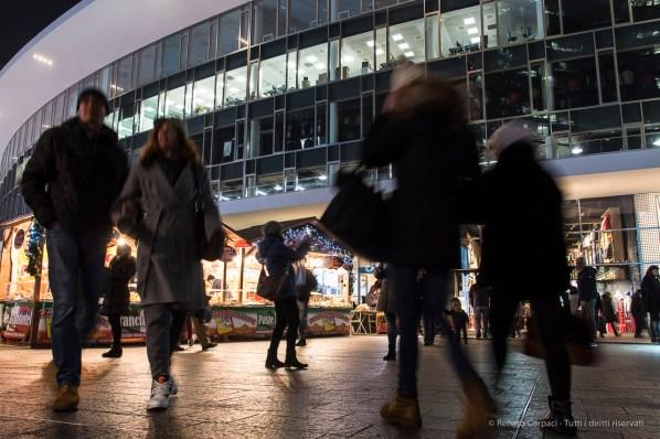 "Chrismas market, Piazza Gae Aulenti in Milan, December 2016. Nikon D750, 24 mm (24-120.0 mm ƒ/4) 1/8"" ƒ/6.3 ISO 1000"