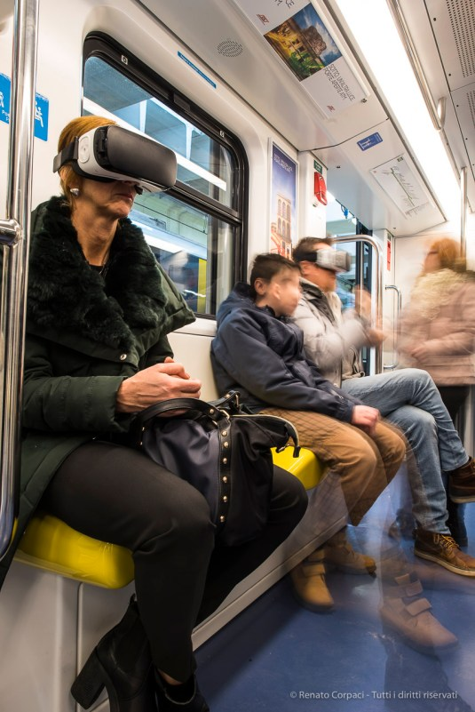 "Virtual Reality. 85. Anniversary from the Foundation of ATM 2016. San Donato Deposit. Nikon D750 24 mm (24.0 mm ƒ/1.4) 2.5"" ƒ/8 ISO 100"