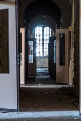 "Volterra, formerly the psychiatric asylum. January 2017. Nikon D810, 120 mm (24-120.0 mm ƒ/4) 2"" ƒ/8 ISO 64."