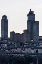 """San Gimignano, January 2017. Nikon D810, 500 mm (150-600.0 mm ƒ/5-6.3) 1/125"""" ƒ/8 ISO 250"""