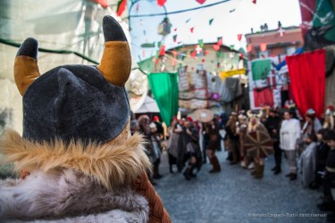 "The Vikings in visit to the Borghetto. Nikon D810, 24 mm (24-120 mm ƒ/4) 1/100"" ƒ/5.6 ISO 100"