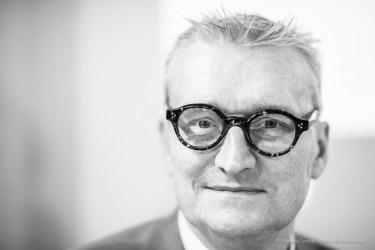 """Guy Cogeval, président de l'Établissement public du musée d'Orsay et du musée de l'Orangerie. March 2017. Nikon D810, 85 mm (85 mm ƒ/1.4) 1/160"""" ƒ/1.6 ISO 1600"""