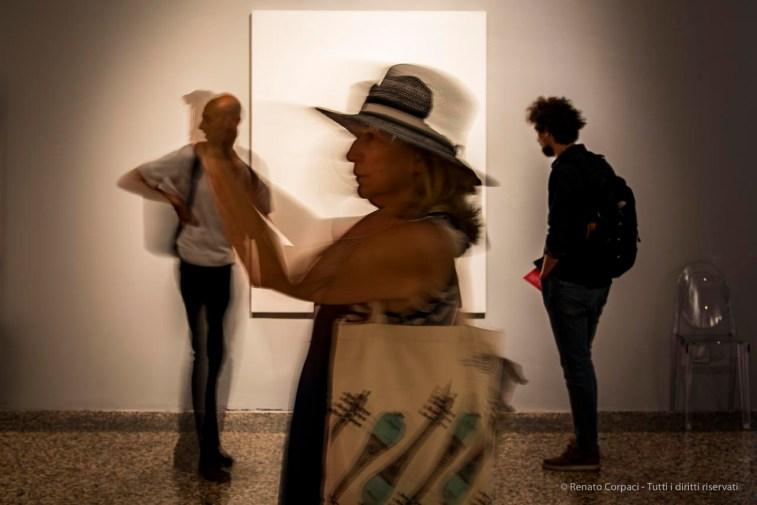 "Snapshot. Palazzo Reale, antologica Agostino Bonalumi (1958-2013). Milano, July 2018. Nikon D810, 46 mm (24-120 mm ƒ/4) 1.6"" ƒ/8 ISO 64"