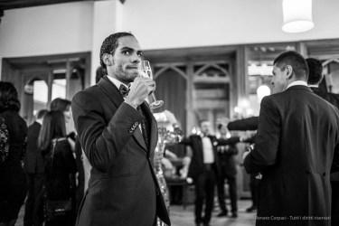 "Badrutt's Palace cocktail reception, Snow Polo World Cup, St. Moritz, January 2018. Nikon D810, 35 mm (35 mm ƒ/2) 1/80"" ƒ/2 ISO 4000"