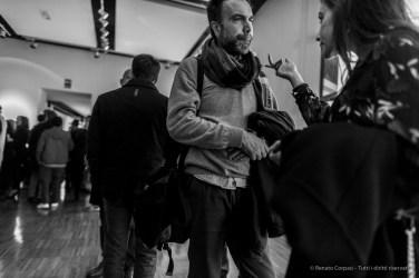 "Emanuele Scilleri, photographer. MAC Andrea Jako Giacomini, ""The Art of Shades"". Milano, February 2018. Nikon D810 24 mm (24 mm ƒ/1.4) 1/100"" ƒ/1.4 ISO 2000"