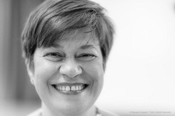Elisabetta Oggero, dean Primo Liceo Artistico. Torino, April 2018. Nikon D810, 85 mm (24-120 mm ƒ/4) 1/160 ƒ/1.4 ISO 1100