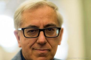 "Manolo De Giorgi, architect, curator Triennale Design Museum. Nikon D810, 85 mm (85 mmƒ/1.4) 1/125"" ƒ/1.4 ISO 110"