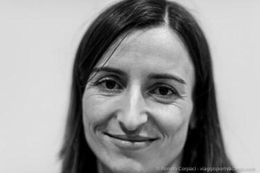 "Roberta Tenconi, curator, Pirelli HangarBicocca. . Milano, April 2018. Nikon D810 85 mm (85 mm ƒ/1.4) 1/125"" ƒ/1.4 ISO 1800"