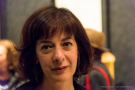 Silvana Annichiarico, director Triennale Design Museum. April 2018. Nikon D810, 85 mm (24-120 mm ƒ/4) 1/125 ƒ/4 ISO 12800