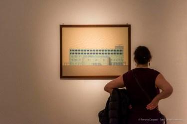 Atellier Mendini, Le Architetture. Palazzo della triennale, April 2018. Nikon D810, 98 mm (24-120 mm ƒ/4) 1/125 ƒ/4 ISO 1100