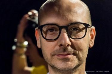 Umberto Angelini, curator Dance, Performance, Music, Fondazione Triennale di Milano, April 2018. Nikon D810, 85 mm (85 mm ƒ/1.44) 1/125 ƒ/5 ISO 1100