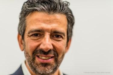 "Stefano Fumagalli, art dealer, Galleria Fumagalli. Milano, May 2018. Nikon D810, 85 mm (85 mm ƒ/1.4) 1/125"" ƒ/1.4 ISO 64"