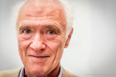 Francesco Poli, art historian, critic, professor. Milano, June 2018