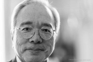 "Matthew S.M.Lee, Taiwan Republic Ambassador to the Holy See. Nikon D810, 85 mm (85 mm ƒ/1.4) 1/125"" ƒ/1.4 ISO 220"