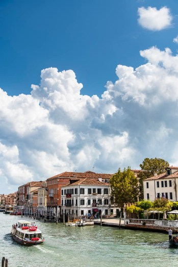 "Canal Grande from the Accademia Bridge. Venice, September 2018. Nikon D810, 44 mm (24-120 mm ƒ/4) 1/200"" ƒ/8 ISO 64"