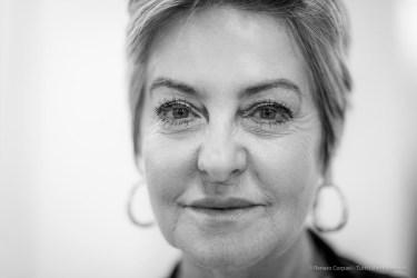 "Danna Olgiati, art collector, Lugano, September 2018. Nikon D810, 85 mm (85 mm ƒ/1.4) 1/160"" ƒ/1.4 ISO 200"