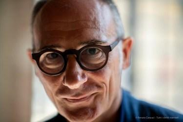 "Denis Curti, artistic director, Casa dei tre Oci. Venezia September 2018. Nikon D810, 85 mm (85,0 mm ƒ/1.4) 1/320"" ƒ/1.4 ISO 100"