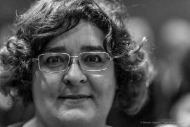 Francesca Casella, president ONG Survival. Milano, September 2018. Nikon D810, 85 mm (85 mm ƒ/1.4) 1/125 mm ƒ/1.4 ISO 125