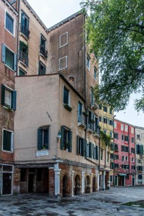 "Jewish Ghetto of Venice, September 2018. Nikon D810, 24 mm (24-120 mm ƒ/4) 1/200"" ƒ/8 ISO 200"