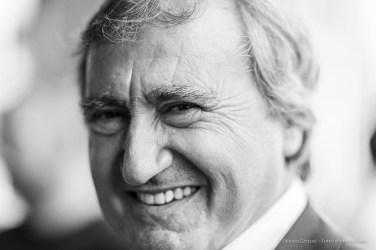 Luigi Brugnaro, sindaco di Venezia, settembre 2018.