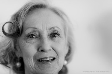 """Maria Cristina Bandera, art historian, scientific director Fondazione di Studi di Storia dell'Arte Roberto Longhi in Florence. Milano, October 2018. Nikon D810, 85 mm (85 mm ƒ/1.4) 1/125"""" ƒ/1.4 ISO 450"""