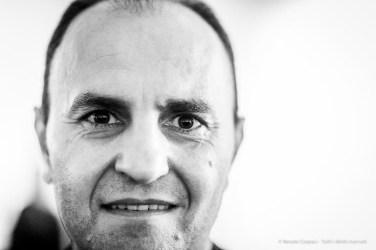 "Walid Haidar, consul general of Lebanon. Milano, October 2018. Nikon D810, 85 mm (85 mm ƒ/1.4) 1/125"" ƒ/1.4 ISO 3600"