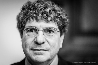 "Giovanni Gazzaneo, curator. Milano, December 2018. Nikon D810, 85 mm (85 mm ƒ/1.4) 1/125"" ƒ/1.4 ISO 3200"