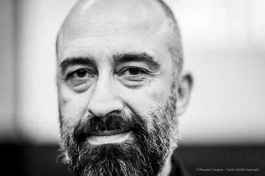 "Marcello Bianca, creative director Aboca Group.Milano, January 2019. Nikon D810, 85 mm (85 mm ƒ/1.4) 1/125"" ƒ/1.4 ISO 1600"