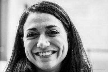 Francesca Benini, scientific advisor MASI - Museo d'Arte della Svizzera Italiana. Lugano, March 2019. Nikon D810, 85 mm (24-120 mm ƒ/4) 1/160 ƒ/4,5 ISO 10000