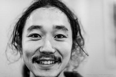 Kenta Cobayashi, photographer. Reggio Emilia, April 2019. D810, 85 mm (85 mm ƒ/1.4) 1/125 ƒ/1.4 ISO 1000