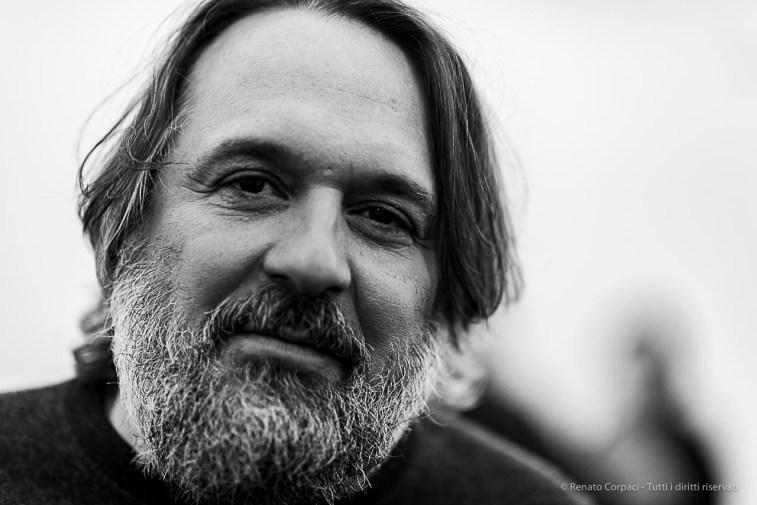 Nicolò Massazza, videoartist, Masbedo. Milano, April 2019. Nikon D810, 85 mm (85 mm ƒ/1.4) 1/125 ƒ/3.5 ISO 400