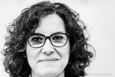 Silvia Cavalchi, Fondazione Palazzo Magnani. Reggio Emilia, April 2019. D810, 85 mm (85 mm ƒ/1.4) 1/125 ƒ/1.4 ISO 1250