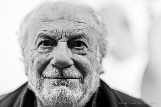 Umberto Mariani, artist. Milano, April 2019. Milano, April 2019. Nikon D810, 85 mm (85 mm ƒ/1.4) 1/125 ƒ/1.4 ISO 180