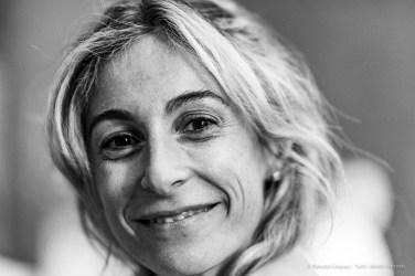 """Michela Proietti, journalist «Corriere Della Sera». Milano, May 2019. Nikon D810 85 mm (85 mm ƒ/1.4) 1/125"""" ƒ/1.4 ISO 1600"""