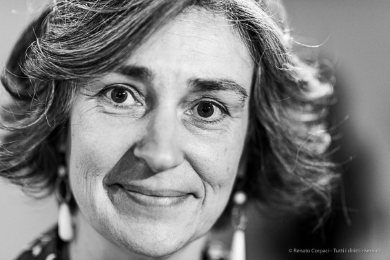 "Paola Cappitelli, head of Development, Exhhibitions and International Relations. Milano, June 2019. Nikon D810 85 mm (85 mm ƒ/1.4) 1/125"" ƒ/1.4 ISO 1600"