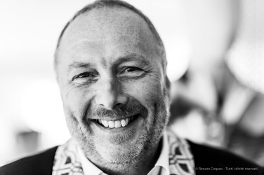 "Peter Assmann, author, visual artist, museum director Mantova Palazzo Ducale. Milano, July 2019. Nikon D810 85 mm (85 mm ƒ/1.4) 1/125"" ƒ/1.4 ISO 400"