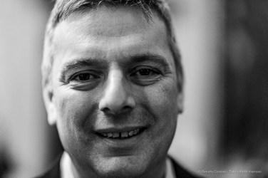 """Pierluigi Cocchini, CEO La Rinascente SpA. Milano, November 2019. Nikon D810, 85mm (85,0 mm ƒ/1.4) 1/125"""" ƒ/1.4 ISO 1800"""