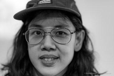 "Trisha Baga, artist. Milano, February 2020. Nikon D810, 85mm (85,0 mm ƒ/1.4) 1/125"" ƒ/1.4 ISO 1400"