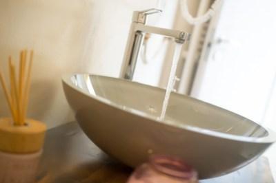 Foto di dettaglio del bagno