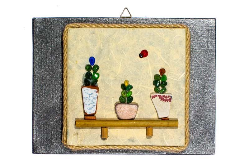 Esempio di Pebble Art