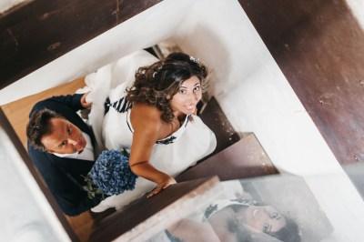 Shooting in chiesa matrimonio Cervo