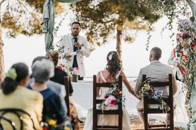 Discorso testimone nozze